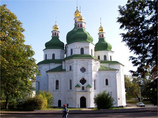 Николаевская церковь в Нежине