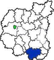 Прилукский район в Черниговской области