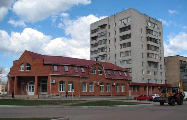 центр занятости в Прилуках
