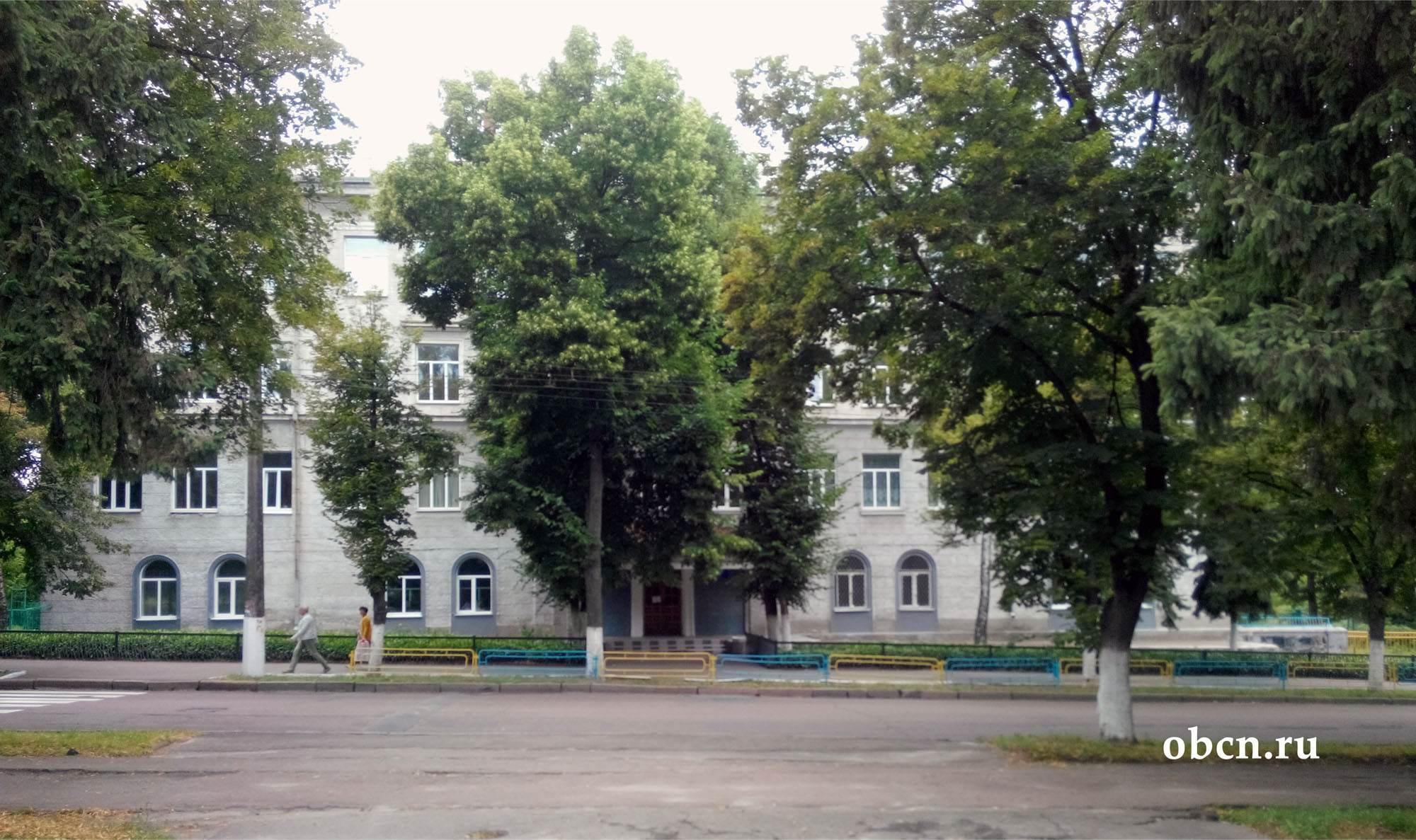 3-яя школа в Чернигове
