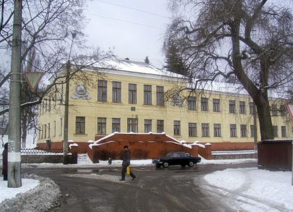4 школа в Чернигове