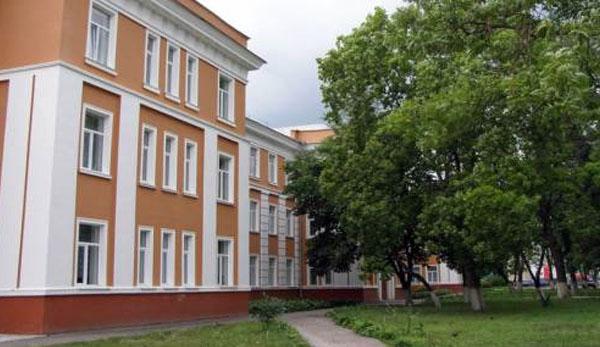 школа №1 в Чернигове