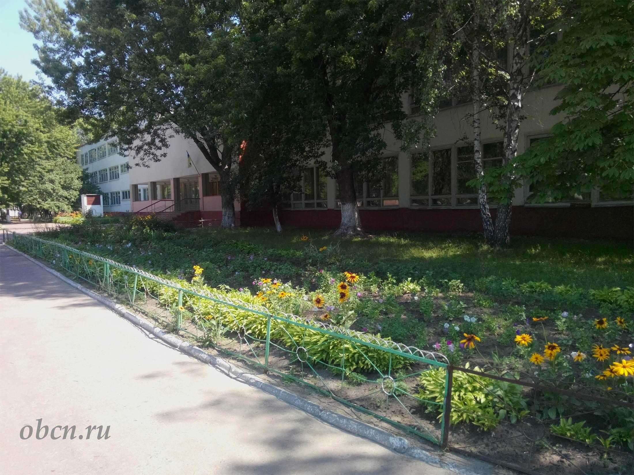 фасад 31-ой школы Чернигова