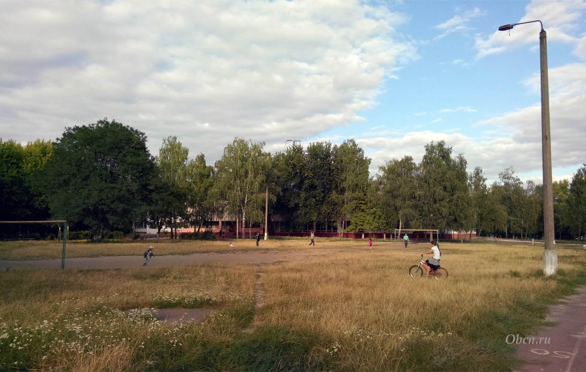стадион 31 школа Чернигов