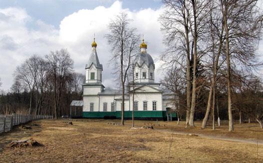 Бобровицкая церковь в районе