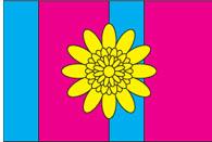 флаг Козелецкого района