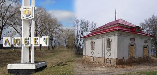 дом черниговского полковника П. Полуботка в Любече