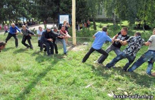спорт в селе Иванков
