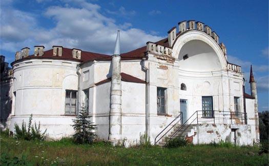 Усадьба графа Румянцева Задунайского