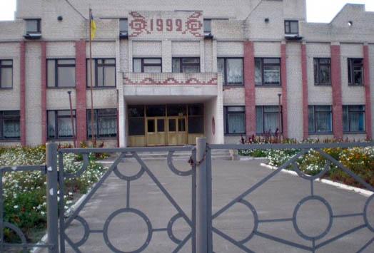 школа в селе Рыботин