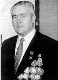 Лысенко Василий Иванович - герой соц труда