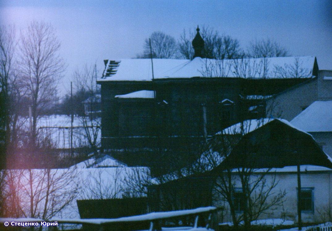 фото церкви в селе Будище