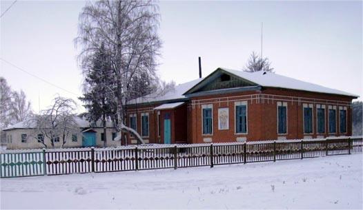 Школа села Райгородок