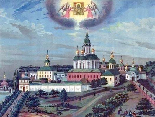 Свято-Николаевский Пустынно-Рыхловский мужской монастырь