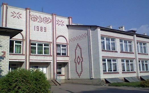 школа в селе Шабалинов