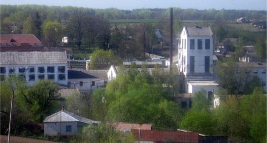 спирт завод в селе Криски