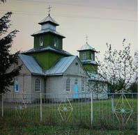 Церковь в пгт Понорница