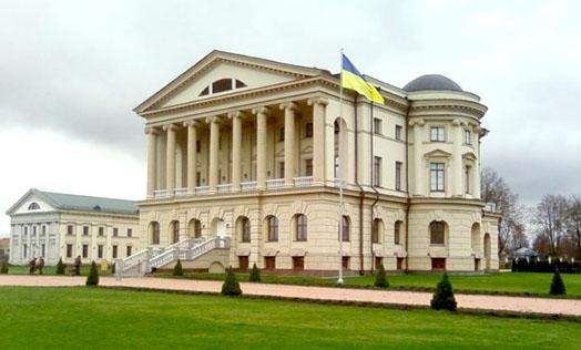дворец Розумовского в Батурине
