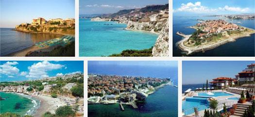 места в Болгарии