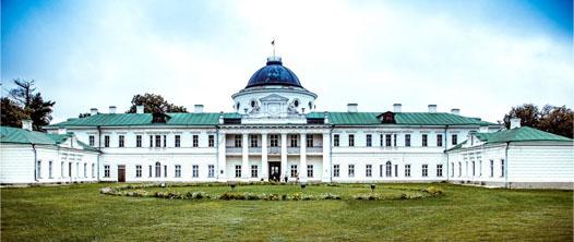 дворец в селе Качановка
