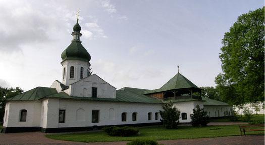 православный мужской Спасо-Преображенский монастырь