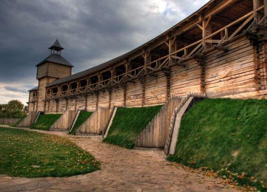 крепость в Батурине
