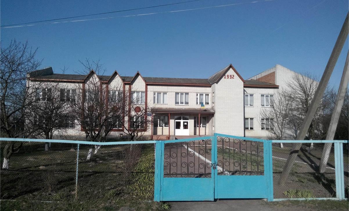 школа в селе Ульяновка