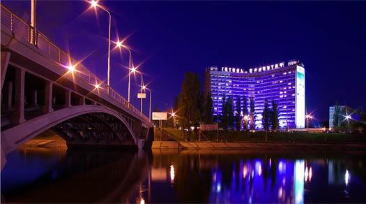 Отель Славутич в Киеве