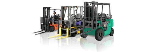 Широкий выбор погрузчиков на складе «Logistic Forklift»