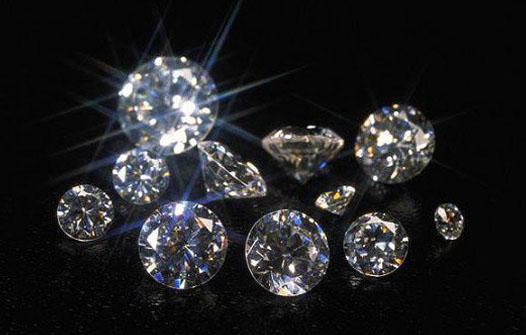 бриллиантовое колье