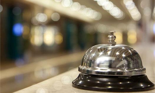 первая кнопка отеля