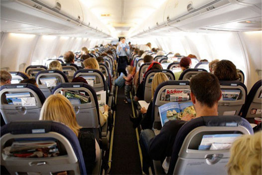 авиаперевозки людей