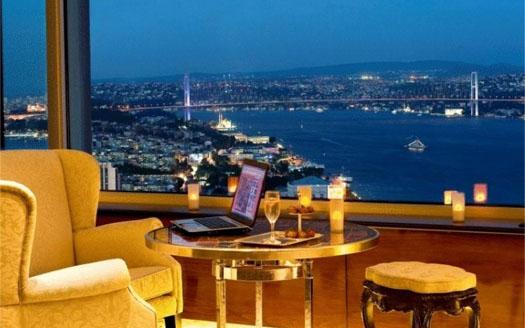 отели Стамбула